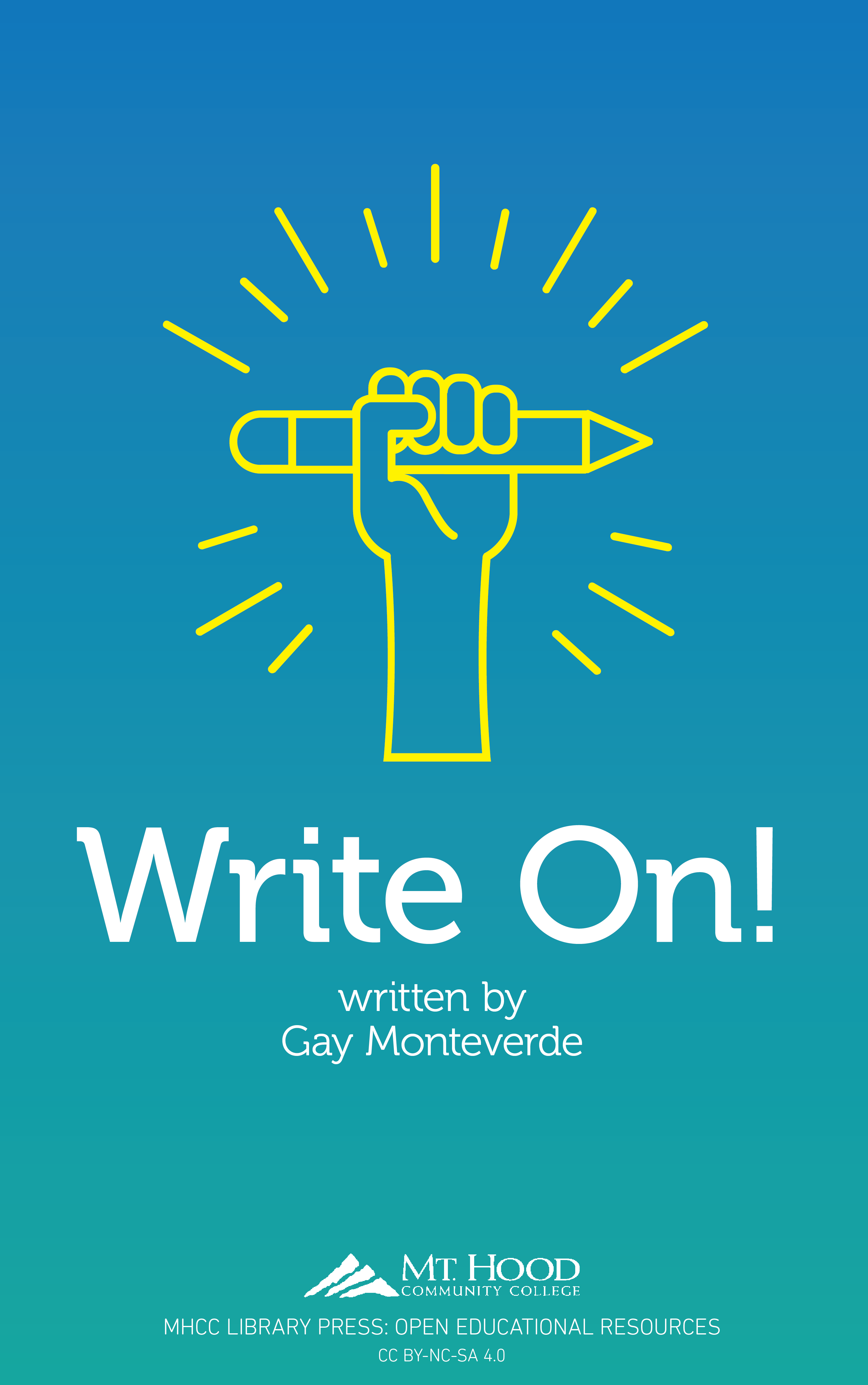 Cover image for Write On!