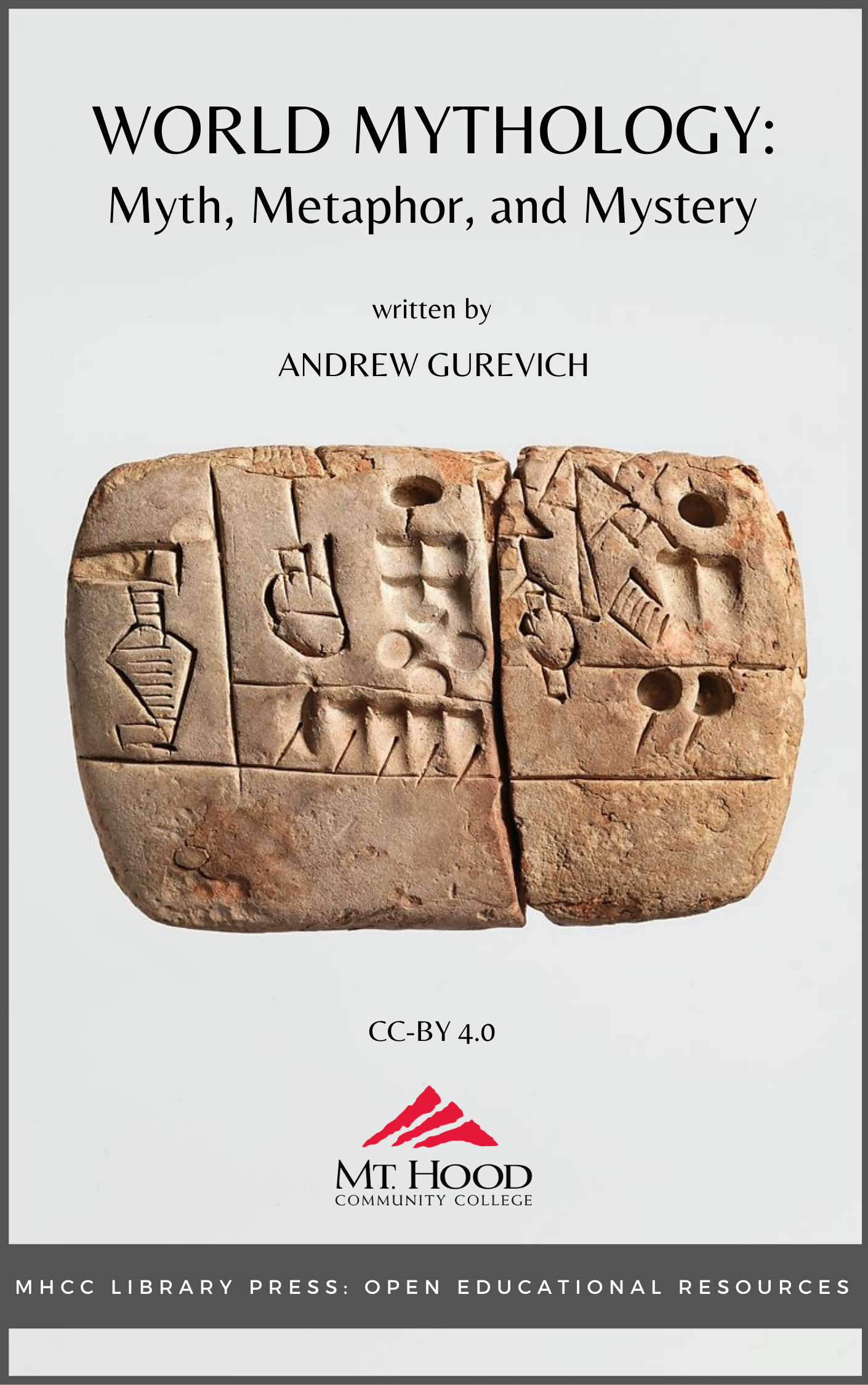 Cover image for World Mythology