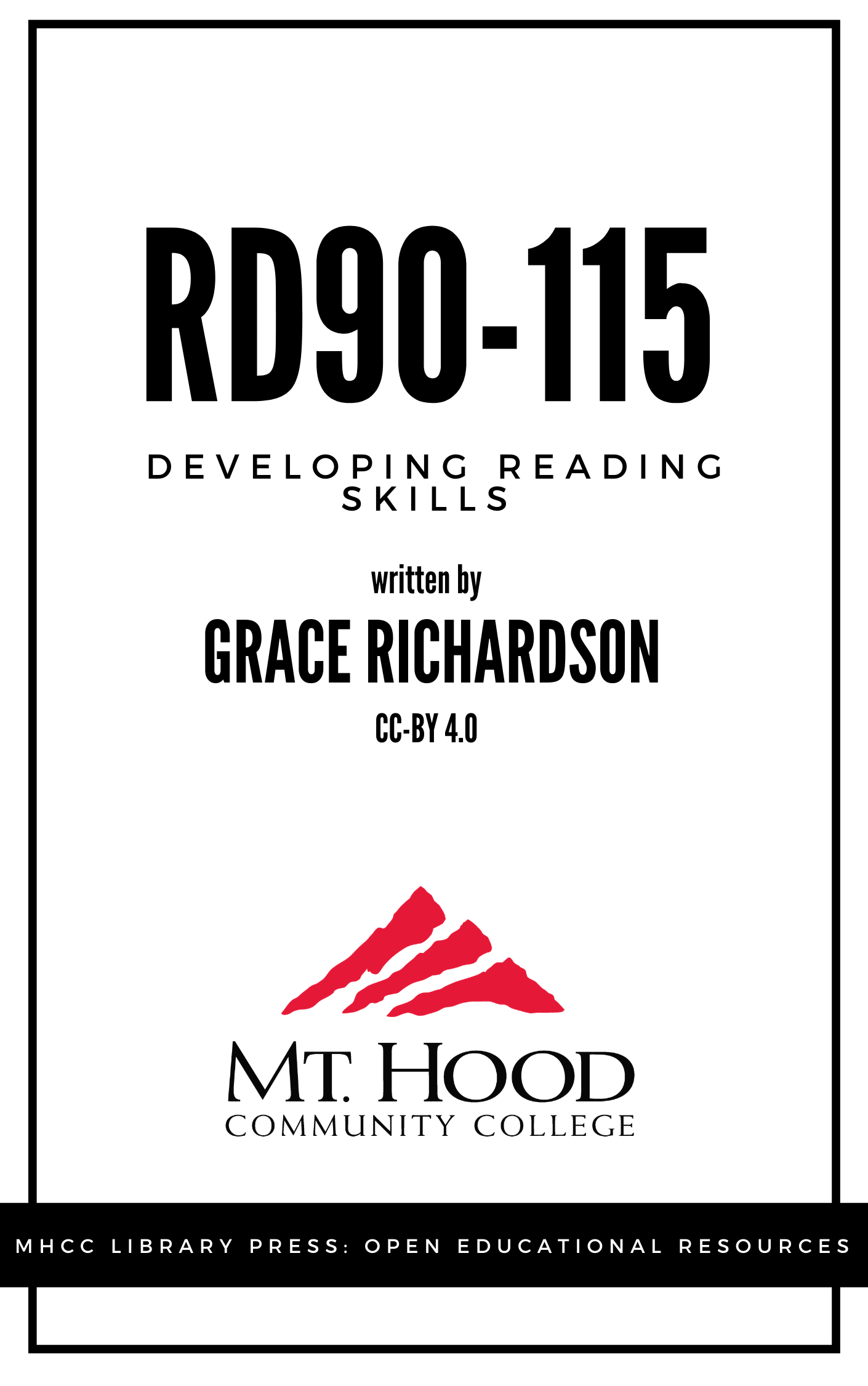 Cover image for Developing Reading Skills